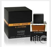 Lalique Encre Noire A L`Extreme Lalique For Men | Fragrance for sale in Lagos State, Victoria Island