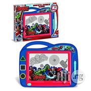 Clementoni Marvel Avengers Magnetic Board | Toys for sale in Lagos State, Surulere