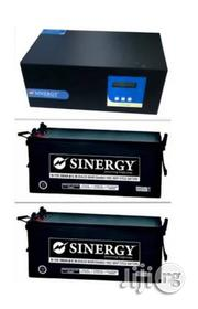 Sinergy 2.5KVA Inverter With 2 200ah Batteries | Electrical Equipment for sale in Lagos State, Badagry