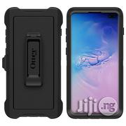 Samsung Galaxy S10+ Otterbox Defender Case | Accessories for Mobile Phones & Tablets for sale in Lagos State, Ikeja