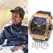 Exclusive Richard Mille Wristwatch Now Available in Different Strap | Watches for sale in Lagos State, Lagos Island