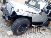Jeep Wrangler 2003 Silver | Cars for sale in Lagos State, Ojodu