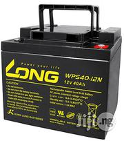 LONG 40ah/12V SMF Battery | Solar Energy for sale in Lagos State, Victoria Island