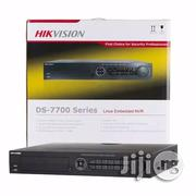 Nvr Hikvision Ds-7732ni-e4/16P 32ch , 4slot Hdd, 16port P0E   Computer Hardware for sale in Lagos State, Ikeja