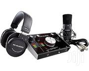 M-audio M-track 2x2 Vocal Studio Pro | Audio & Music Equipment for sale in Abuja (FCT) State, Central Business Dis