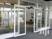 Installation Of Automatic Sliding Door System | Building & Trades Services for sale in Lagos State, Maryland