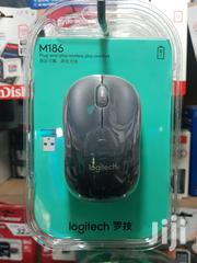 Logitech Wireless Mouse M186   Computer Accessories  for sale in Lagos State, Ikeja