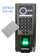 125khz ID Door Access Control And Time Attendance Fingerprint IP /USB | Doors for sale in Lagos State, Ikeja