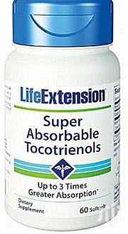Life Extension Life Extsn Super Absorbable Tocotrienol, 60 Softgels | Vitamins & Supplements for sale in Rivers State, Port-Harcourt