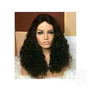 Classic Full Curls Hair With Closure Wig | Hair Beauty for sale in Lagos State, Victoria Island