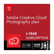 Adobe Creative Cloud Photography Plan With 20GB Storage   1 Year   Software for sale in Lagos State, Ikeja