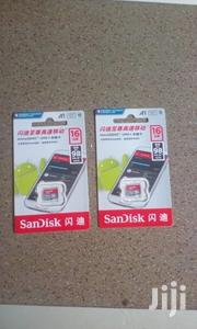 100% Original Sandisk Micro SD Card Class10 16gb 80mb/S Memory Card | Accessories for Mobile Phones & Tablets for sale in Enugu State, Enugu