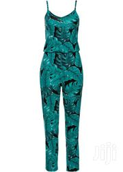 Floral Printed Playsuit Jumpsuit for Women | Clothing for sale in Lagos State, Ikeja