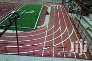 Rexque Athletics Track Construction   Landscaping & Gardening Services for sale in Oyo State, Oluyole