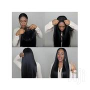 Straight Middle Part Wig With Closure | Hair Beauty for sale in Lagos State, Ikeja