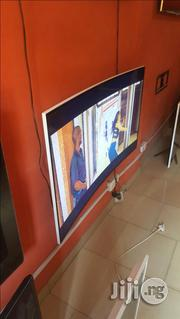 """2015 Curved 55"""" Smart Samsung Tv 