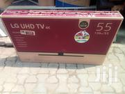 LG LED 55inch Smart Television   TV & DVD Equipment for sale in Lagos State, Lekki Phase 2