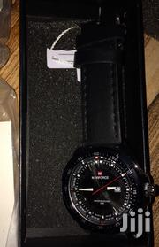 Naviforce Leather Watch | Watches for sale in Lagos State, Gbagada