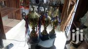 Set Of Gold Trophy | Arts & Crafts for sale in Lagos State, Surulere