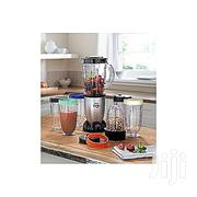 Hinari Genie 8 in 1 Multi-Attachment Blender Smoothie Maker MB280 | Kitchen Appliances for sale in Lagos State