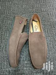 Quality Clarks Suede Loafers Men's Shoe | Shoes for sale in Lagos State, Lagos Island