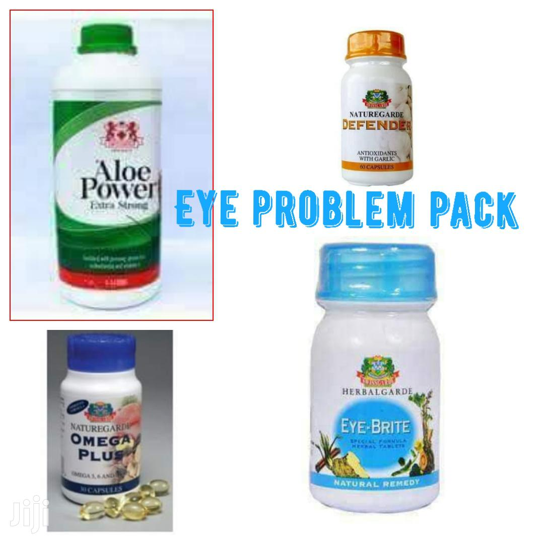Swissgarde Natural Eye Problem Blurred Vision Remedy