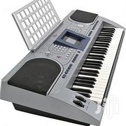 Professional 61 Keys Keyboard With Adaptor   Musical Instruments & Gear for sale in Ondo State, Ondo