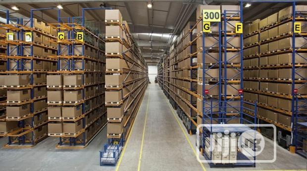 RFID Warehouse Management System In Ajah