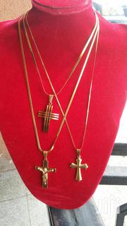 Pure Stainless Steel Necklace | Jewelry for sale in Lagos State, Ajah