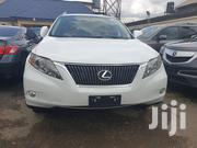 Lexus RX350 2010 White | Cars for sale in Lagos State, Ikeja