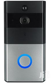Wifi Video Doorbell HD Camera Night Vision Two-way Audio Intercom PIR | Home Appliances for sale in Lagos State, Ikeja
