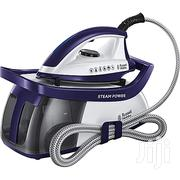Russell Hobbs Steam Generator Industrial Iron 4.5 Bar 100g | Manufacturing Equipment for sale in Lagos State, Lagos Island