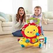 Fisher-price Baby Activity Play Walker Musical Lion | Children's Gear & Safety for sale in Lagos State, Ikeja
