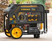Firman Electric Start Gas or Propane Dual Fuel Portable Generator | Electrical Equipment for sale in Abuja (FCT) State, Central Business District
