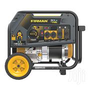 Firman Electric Start Gas or Propane Dual Fuel Portable Generator | Electrical Equipment for sale in Imo State, Owerri