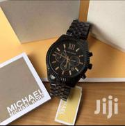 Michael Kors All Black | Watches for sale in Lagos State, Lagos Island