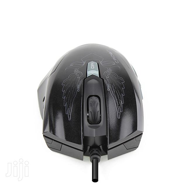 Crown Blaze-wired Gaming Mouse   Computer Accessories  for sale in Wuse 2, Abuja (FCT) State, Nigeria