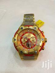 Invicta Designer Chronograph Wristwatch for Real Men | Watches for sale in Lagos State, Lagos Island