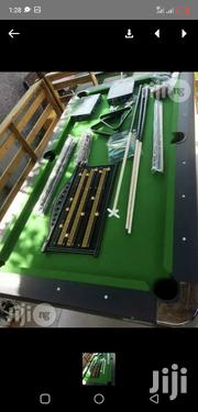 Snooker Board With Double Accessories | Sports Equipment for sale in Ebonyi State, Afikpo South