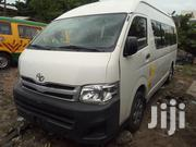 Toyota HiAce 2015 White | Buses & Microbuses for sale in Lagos State, Apapa