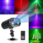 Mini Christmas Decorations LED Laser Projector Disco Light 3 | TV & DVD Equipment for sale in Lagos State, Ojo