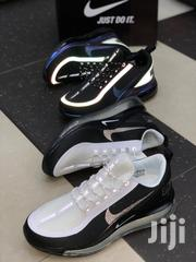 ..Nike Airmax 720 Blaze In D Dark Now Avail In White & Black | Shoes for sale in Lagos State, Lagos Island