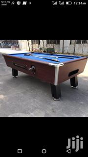 Brand New Marble Coins Operated Snooker   Sports Equipment for sale in Lagos State, Victoria Island