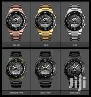 Skmei Digital and Analog Display Watch   Watches for sale in Lagos State, Lagos Island