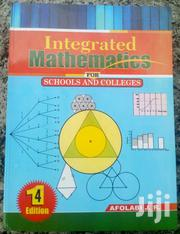 Integrated Mathematics for Schools and Colleges by J. R. Afolabi | Books & Games for sale in Lagos State, Ikeja