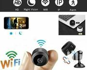 1080P Remote Wireless Night Vision Security Camera Motion Detection | Security & Surveillance for sale in Lagos State, Ikeja