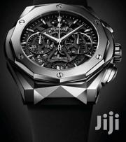 Black Face Automatic Chronograph Designer's Watch by HB | Watches for sale in Lagos State, Lagos Island