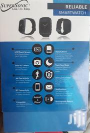 Supersonic Smart Watch   Smart Watches & Trackers for sale in Lagos State, Ikeja