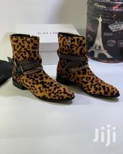 Moto Chain Leopard Boot by Mike AMIRI   Shoes for sale in Lagos State, Lekki Phase 1