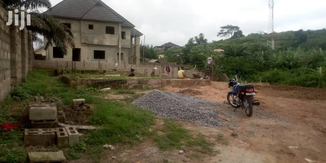 Uncompleted 4 Bedroom Duplex at Alagbaka Akure
